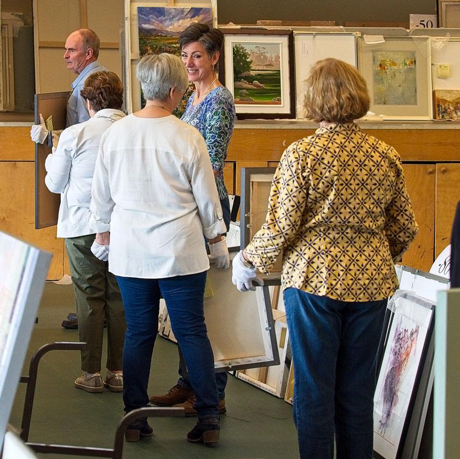 Sidney Fine Arts Show Jurors